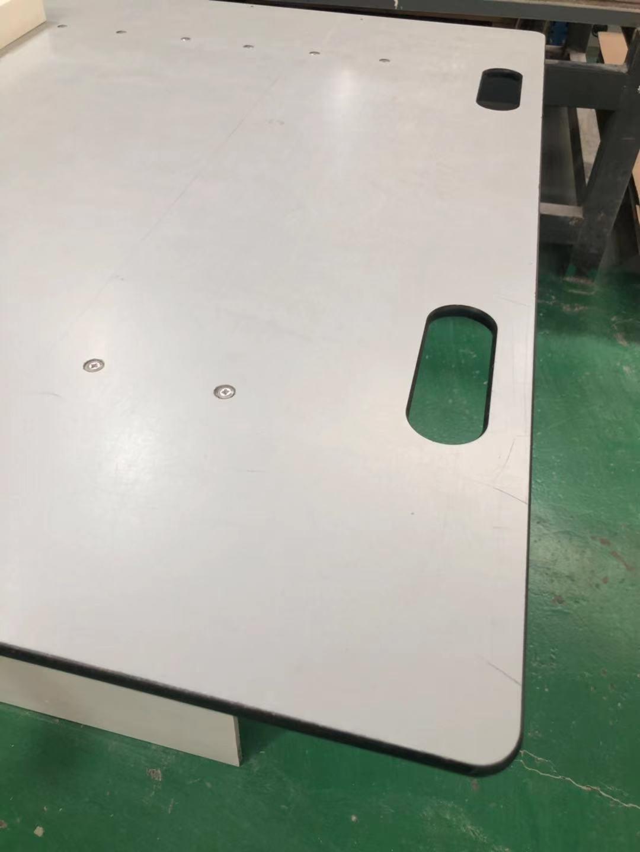 武汉新医疗器械设备耗材 三聚氰胺玻璃纤维贴面板阻燃耐磨高强度